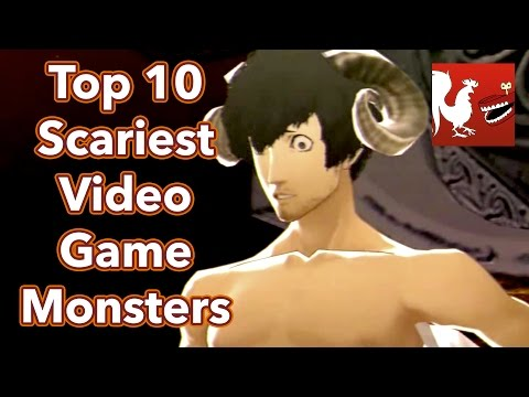 Countdown - Top 10 Scariest Video Game Monsters