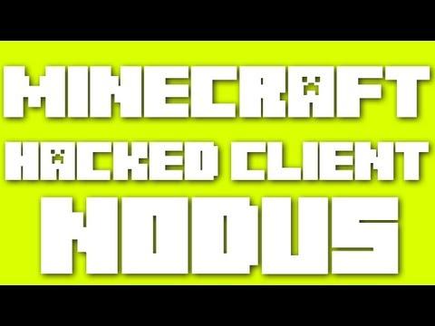 Minecraft - 1.4.4 & 1.4.5 Hacked Client - Nodus - WiZARD HAX