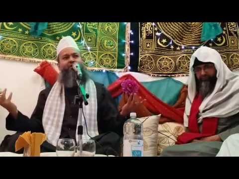 Rooh, Rouhani & Zikr by Syed Rashid Makki Ashraf Jilani At Khanqah Ashrafia Naeemia London - Part 2