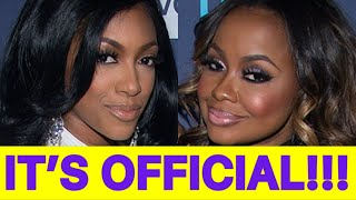 RHOA NEWS! Porsha Williams Confirms Phaedra Parks Return To #RHOA And First Event Of The New Season