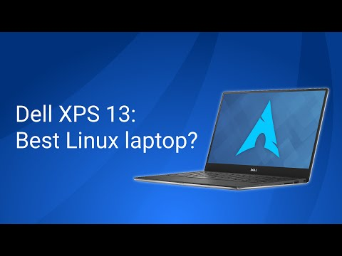 Dell XPS 13: the best Linux laptop?