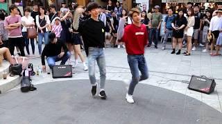 JHKTV] 홍대댄스비팝프랜즈 hong dae k pop dance 비팝프랜즈 TOUCH - NCT