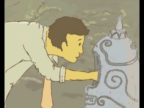 Thai 2D animation ' The moment ' :  ' '