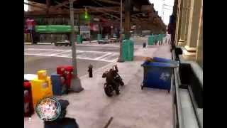 GTA 4 Funny Moments Part 1 (Bicycle Mod)