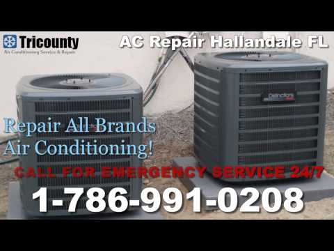 AC Repair Hallandale, FL - 1-786-991-0208 - AC Service Repair Hallandale Florida