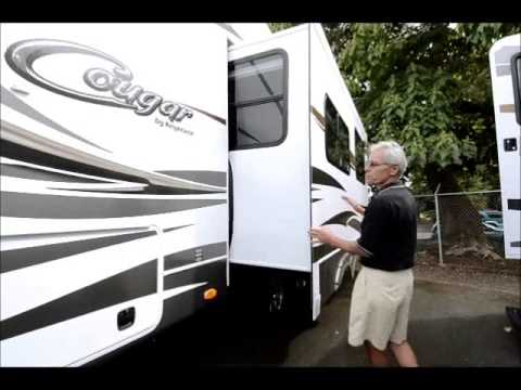 The RV Corral 2014 Keystone Cougar 279RKS
