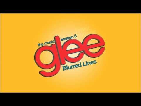 Blurred Lines - Glee Cast [hd Full Studio] video