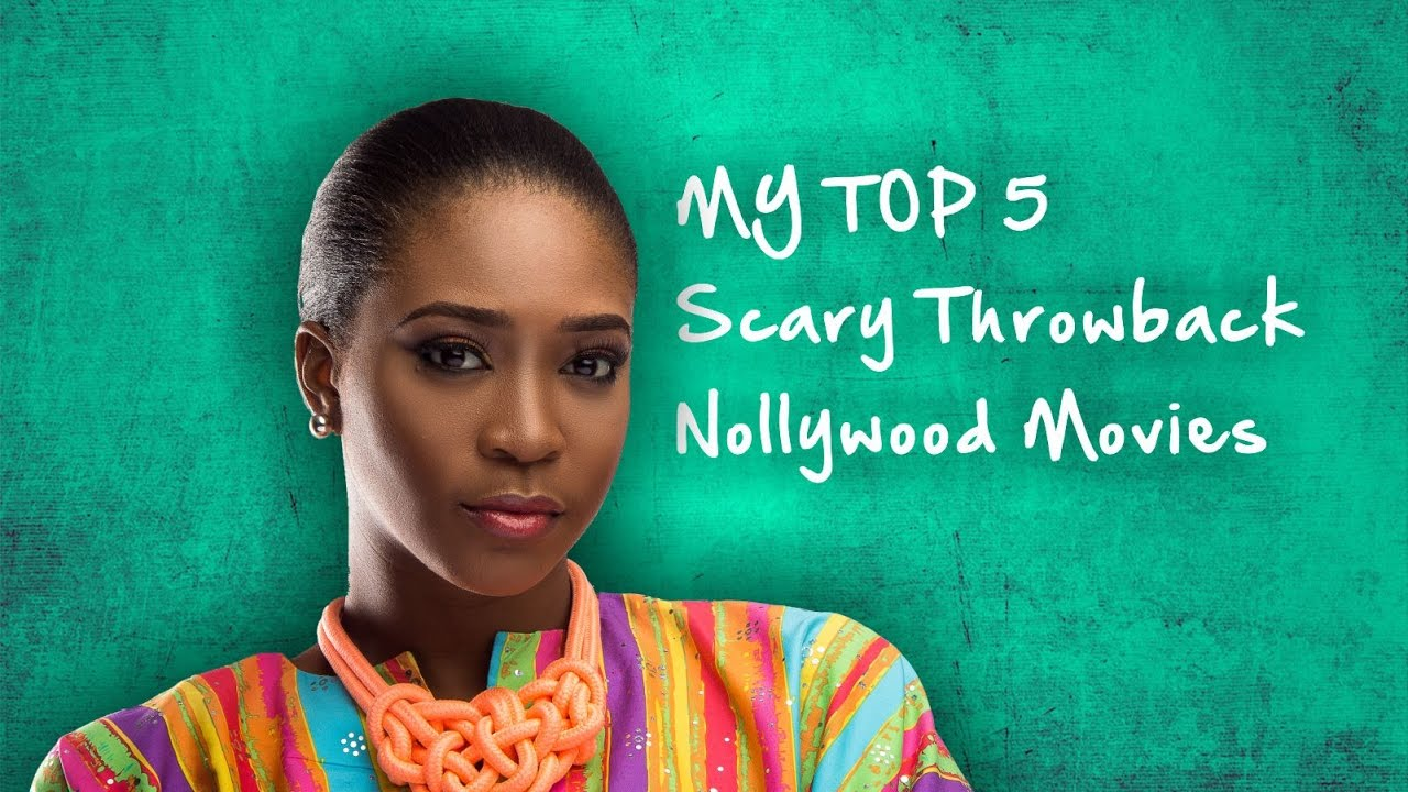 My Top 5 Throwback Scary Nollywood Movies - Delphine Okobah