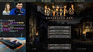 Diablo 2 - Holy Grail Sorc (11/27/2017) - What happened next will shock you - Streamers HATE him
