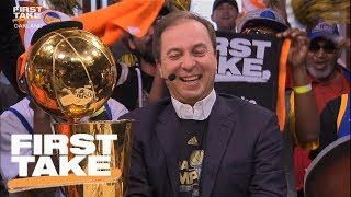 Joe Lacob Shares Secret To Warriors