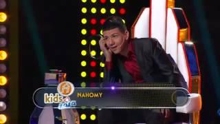 Nahomy - La Malage�a (la Academia Kids)