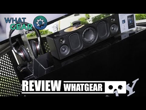 SONY Hi Res Audio - SRS X9 - REVIEW - PREMIUM WIFI SPEAKER