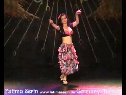 Roman Havasi / Turkish Gypsy - with Türkish Bellydancer Fatima Serin