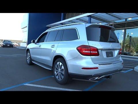 2017 Mercedes-Benz GLS Pleasanton, Walnut Creek, Fremont, San Jose, Livermore, CA 17-0161