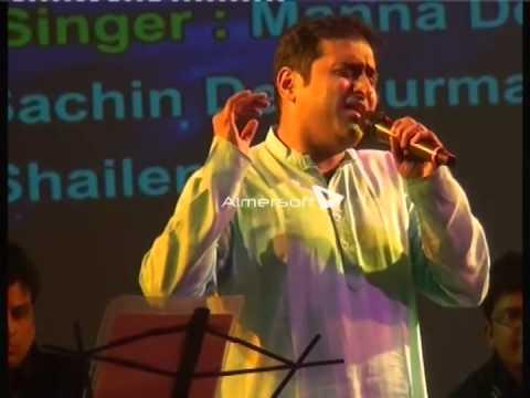 Manna Dey Tribute Concert- Sreekant Krishnamurthy- Poocho Na...