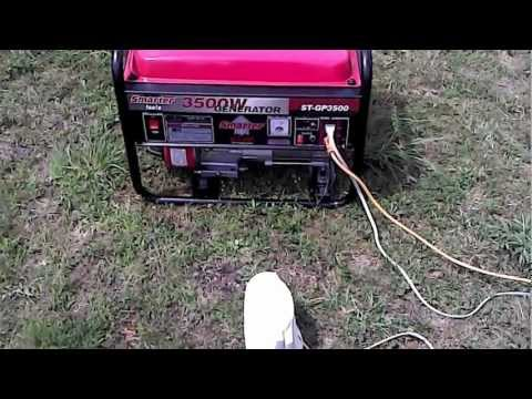 Smarter Tools Smarter Tools 3500-Watt Portable Gasoline Generator Review