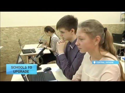 Schools to Upgrade: Ukraine's PM Yatsenyuk promises to upgrade over 100 schools