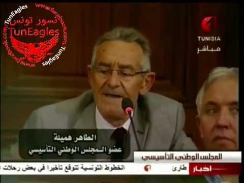 image vid�o الطاهر هميلة :  البلاد خربت أكثر من قبل الثورة