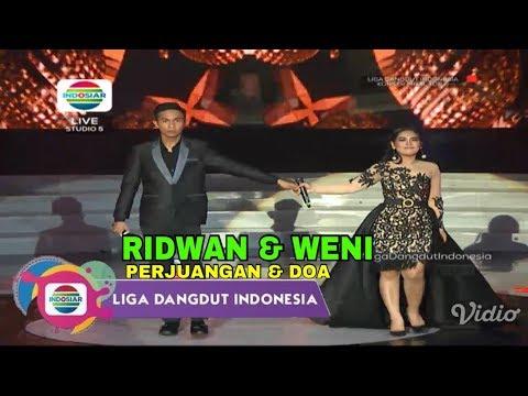 Ridwan & Weni - Perjuangan & Doa   Top 6 Group 2 Show LIDA Liga Dangdut INDOSIAR