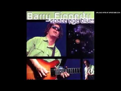 Barry Finnerty Space age blues - hunting for bargains