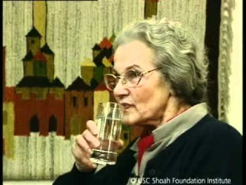 Jewish Survivor Halina Strnad Testimony