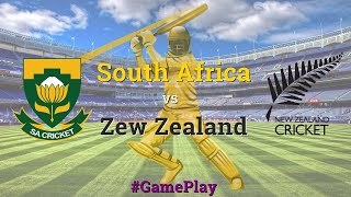 SA vs NZ ICC World Cup Semi Final Best Moments - #GamePlay