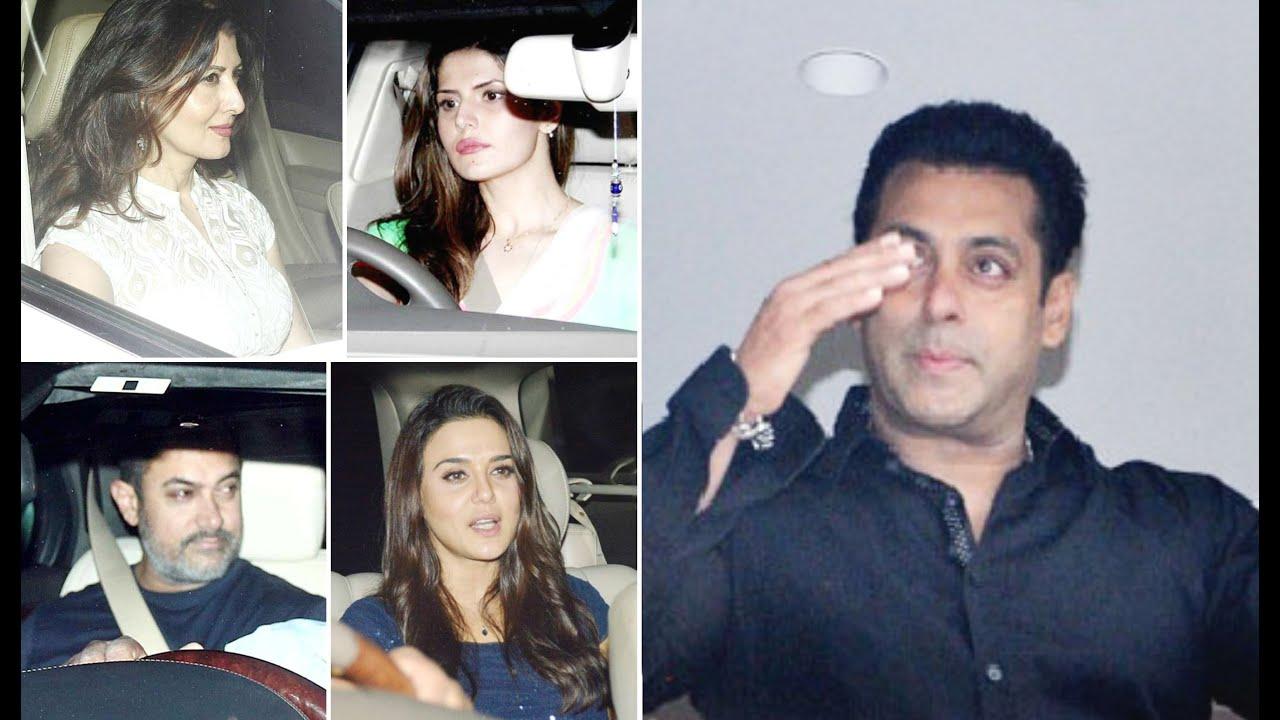 Salman Khan Birthday Party 2015 Salman Khan Eid Party 2015