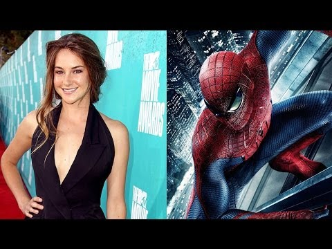 AMC Mail Bag - Shailene Woodley's Future With SPIDER-MAN