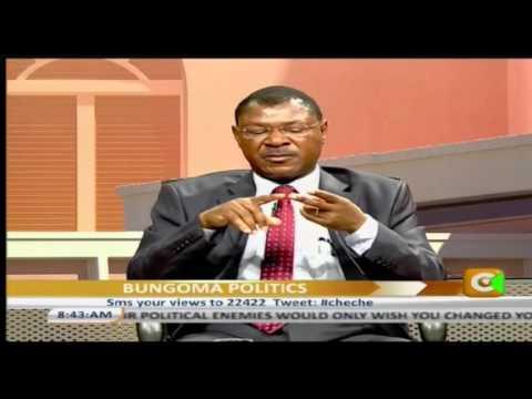 Cheche With Sen. Wetangula, Bungoma CORD Politics Part 3