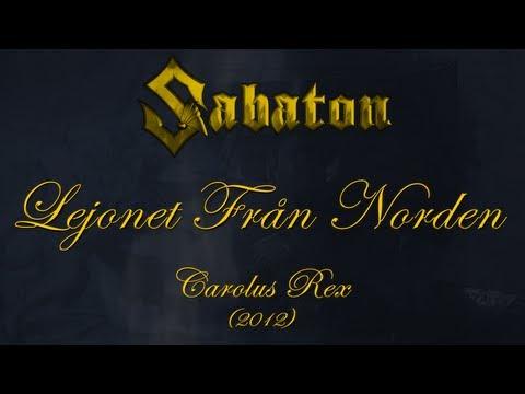 Sabaton - Lejonet Fran Norden