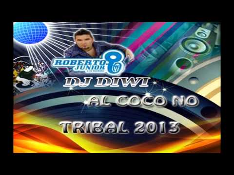 Roberto Jr. - Al Coco No [3Ball Dj Diwi]