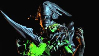 Mkx Alien Gameplay All Variations (No Commentary)
