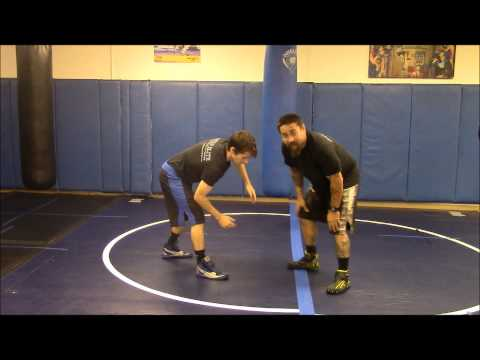 Coach Bill teaches wrestling training for mma Image 1