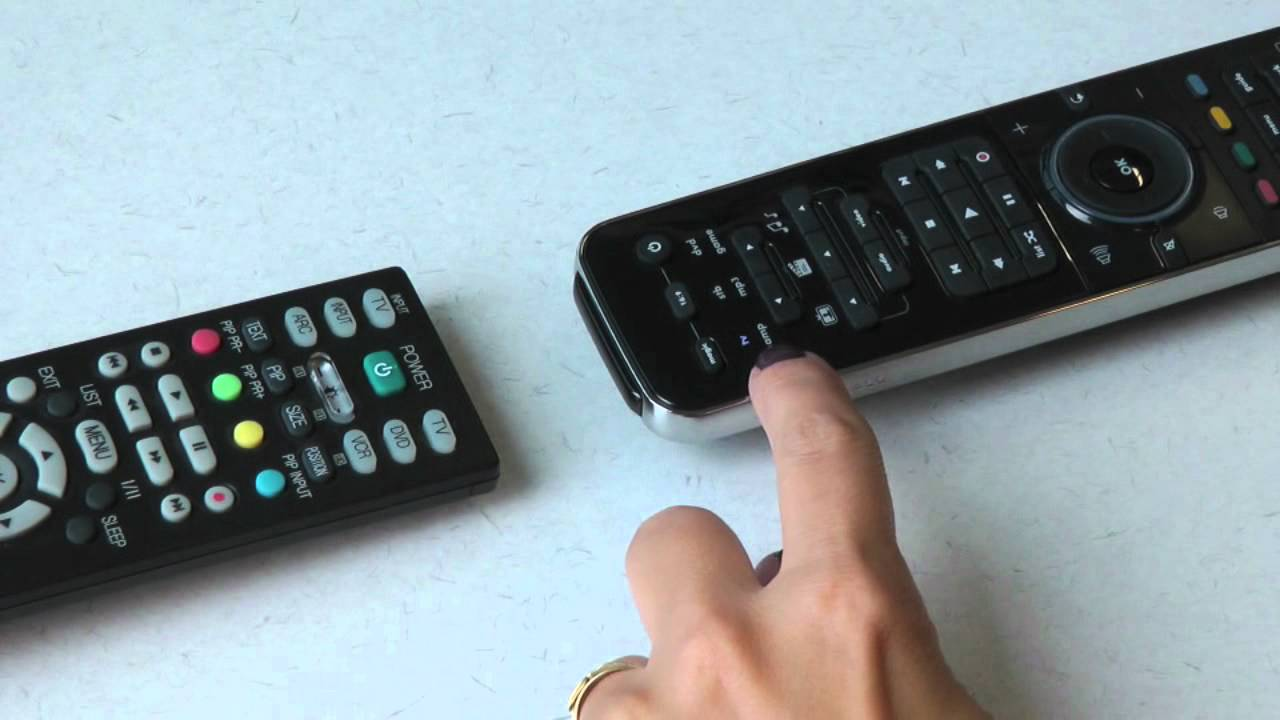 Living Room Universal Remote