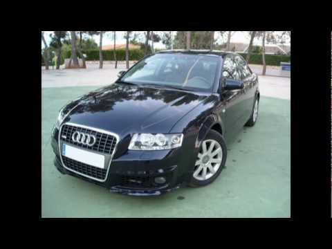 Ftc Garage Conversion Frontal Audi A4 B6 Youtube