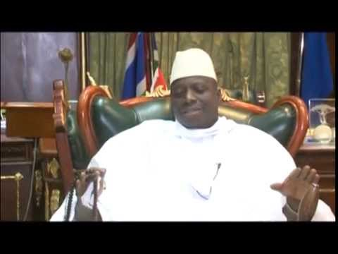 GRTS' Exclusive Interview with President Jammeh on the 50th Independence