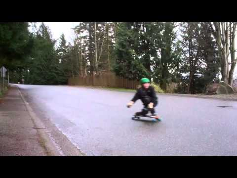 Longboarding: RAD GNAR