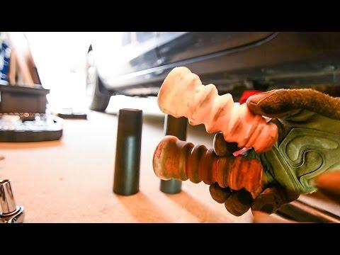 07 Mazda 3 Rear Bump Stop Installation