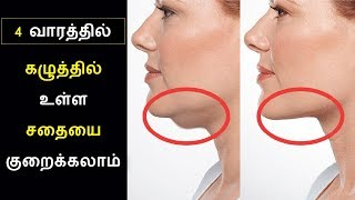 Get Rid of Double Chin Exercise