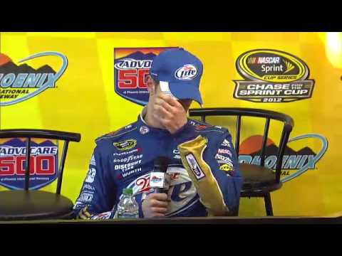 Brad Keselowski Phoenix Post Race Press Conference