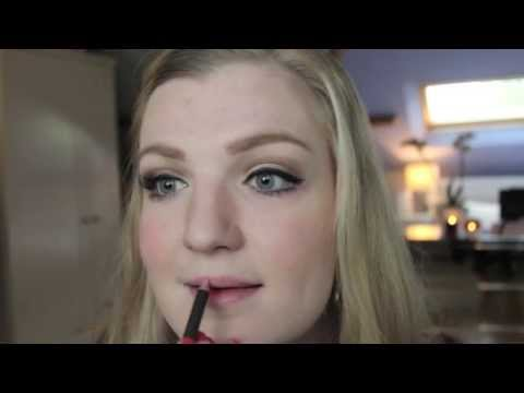 Adele inspired make-up tutorial