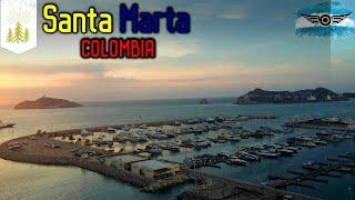 SANTA MARTA COLOMBIA - Que hacer en SANTA MARTA / Centro histórico .
