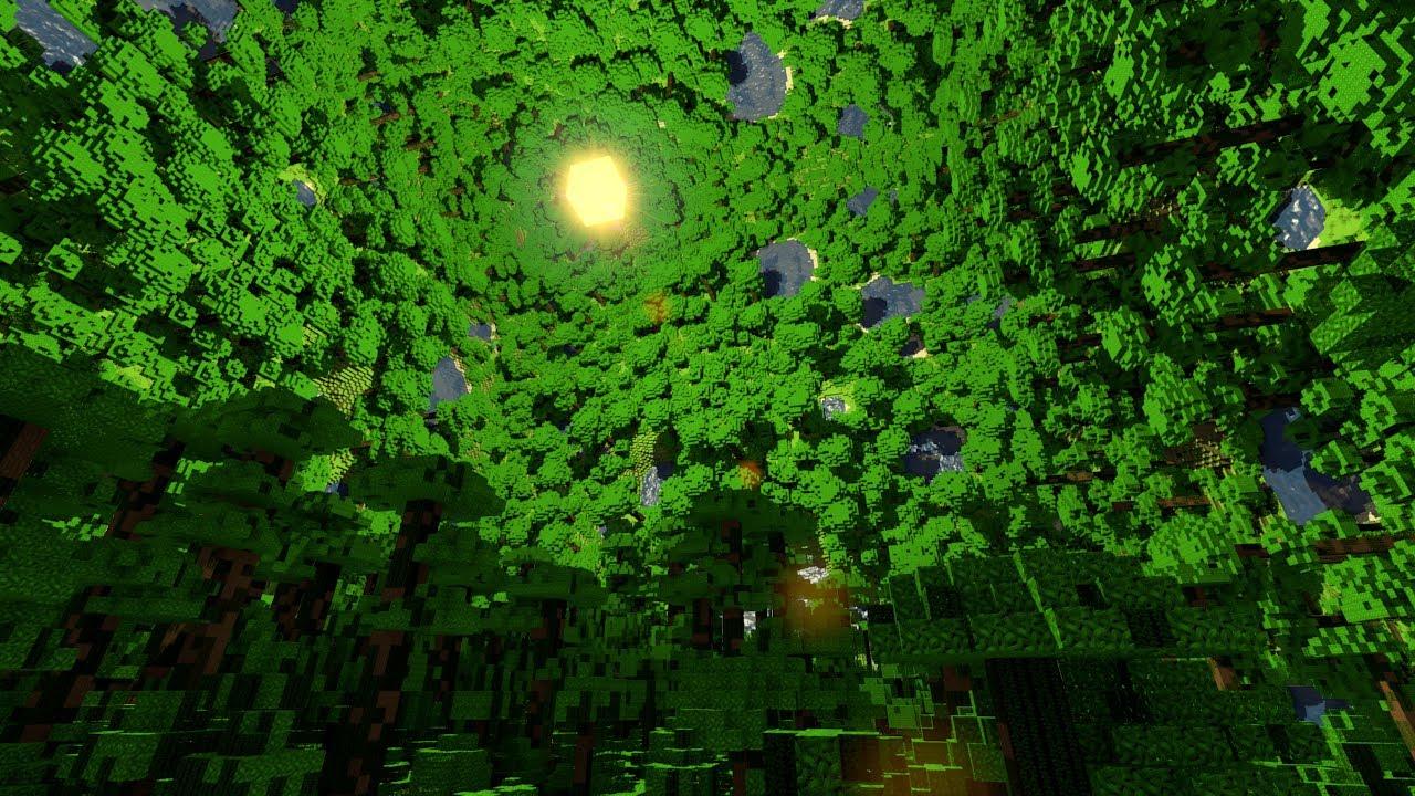 Minecraft Dyson Shell