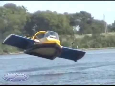 Universal Hovercraft - UH-18SPW Hoverwing™ Flying Ground Effect Hovercraft Music Videos
