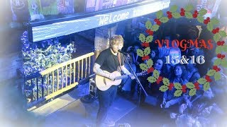 Download Lagu VLOGMAS 15 & 16 : Concert privé D'Ed Sheeran !!! Gratis STAFABAND