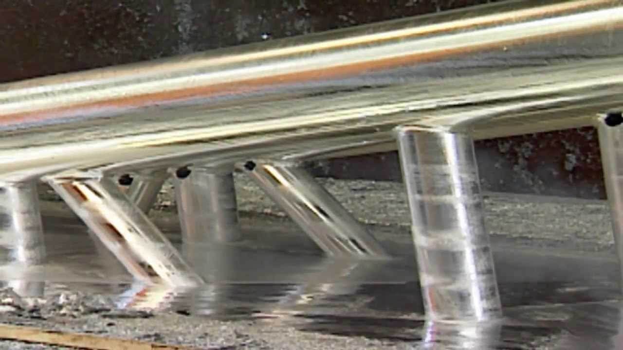Hot Dip Galvanizing Protecting Steel For Generations
