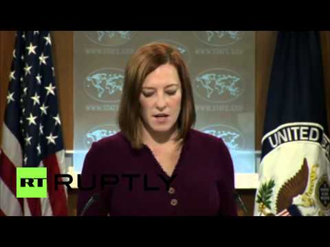 USA: Psaki claims Obama signs new Russia sanctions