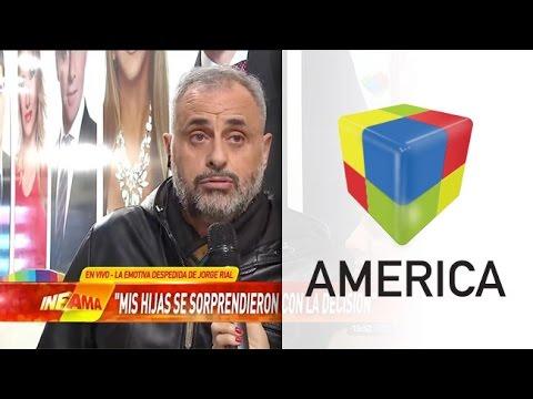 Jorge Rial, tras la despedida de la radio: Siento que tengo que estar al lado de mi hija