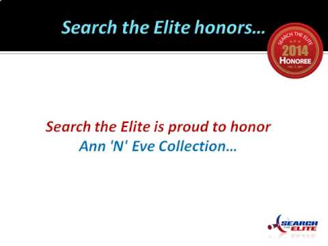 Clothing Designers Named Ann Ann N Eve Collection Named