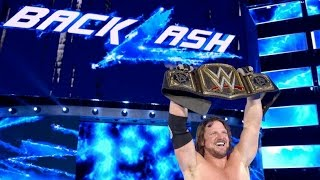 WWE Backlash 2016 Full Show HQ - WWE Backlash 11 september 2016 Full Show
